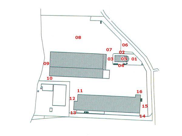 Immagine n1 - Planimetria - Elaborato planimetrico - Asta 7799