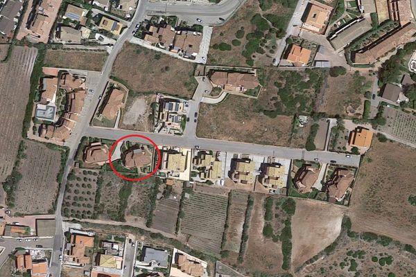 Immagine n1 - Planimetria - Vista aerea - Asta 7827