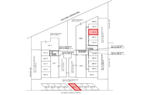 Immagine n1 - Planimetria - Localizzazione PT - Asta 7834