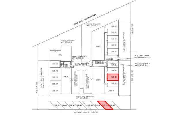 Immagine n1 - Planimetria - Localizzazione PT - Asta 7835
