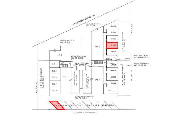 Immagine n1 - Planimetria - Localizzazione PT - Asta 7837