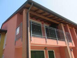 Appartamento con sottotetto, posto auto e garage (sub 12)