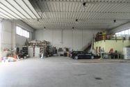 Immagine n2 - Capannone con uffici e alloggio al grezzo - Asta 7849