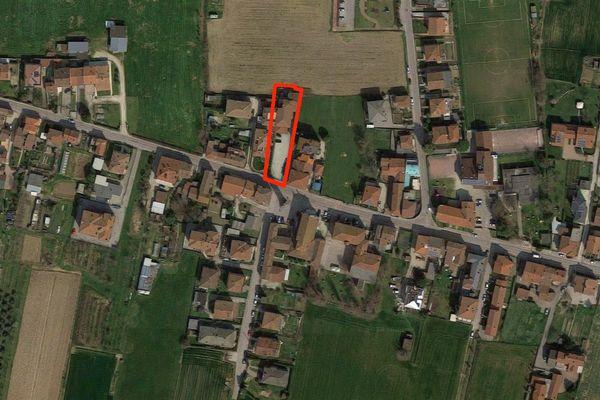 Immagine n0 - Planimetria - Vista aerea - Asta 7861