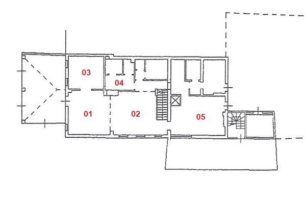 Immagine n0 - Planimetria - Piano terra - Asta 7861