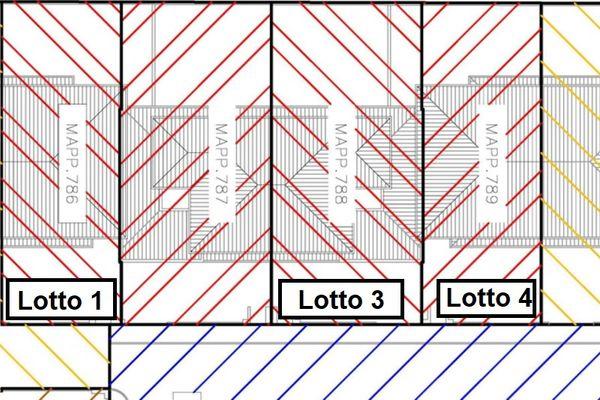 Immagine n1 - Planimetria - Localizzazione - Asta 7881