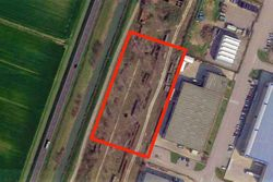 Industrial building land of      square meters - Lot 7888 (Auction 7888)