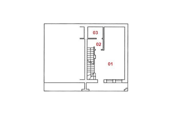 Immagine n1 - Planimetria - Piano terra - Asta 7889