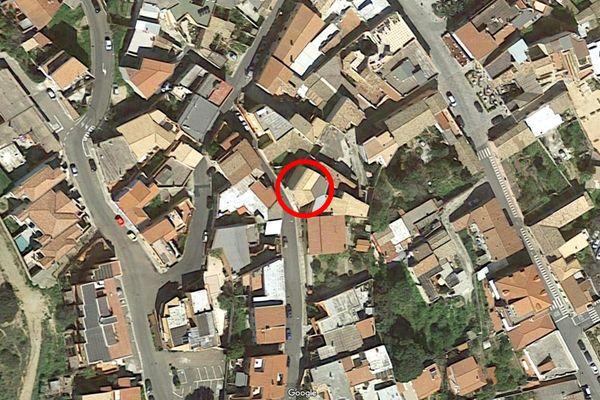 Immagine n0 - Planimetria - Vista aerea - Asta 7905