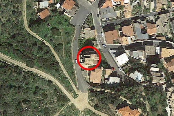 Immagine n0 - Planimetria - Vista aerea - Asta 7907