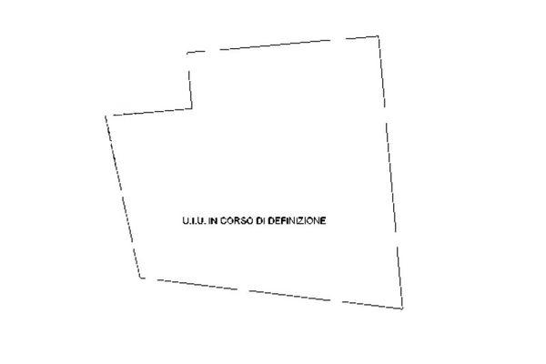 Immagine n1 - Planimetria - Piano terzo interrato - Asta 7907
