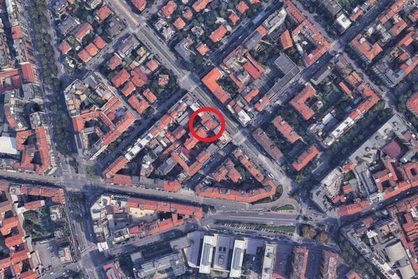 Immagine n0 - Planimetria - Vista aerea - Asta 7937