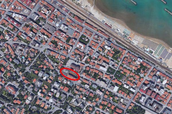 Immagine n0 - Planimetria - Vista aerea - Asta 7945
