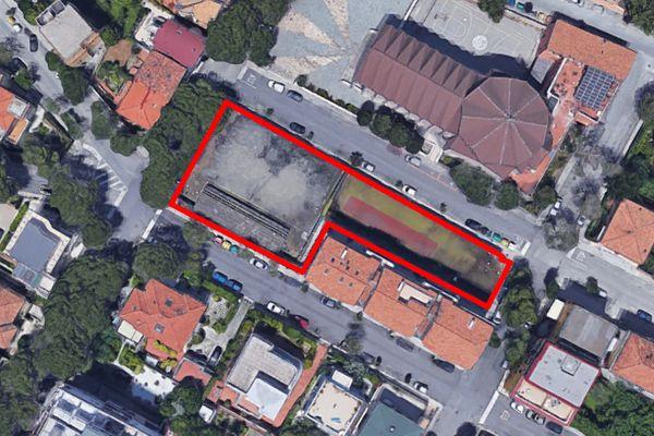 Immagine n1 - Planimetria - Piano terra - Asta 7945