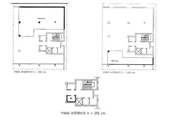 Immagine n0 - Planimetry - Basament - Asta 7964