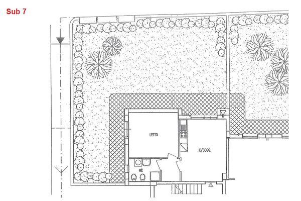 Immagine n0 - Planimetria - Piano terra - Asta 7968