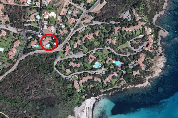 Immagine n0 - Planimetry - Aerial view - Asta 7970