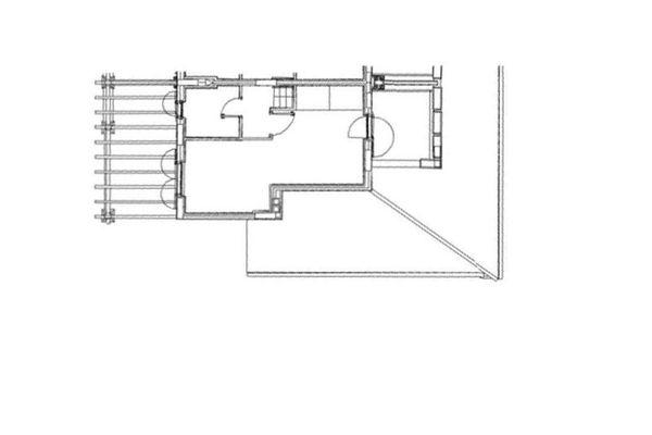 Immagine n2 - Planimetria - Piano primo - Asta 8003