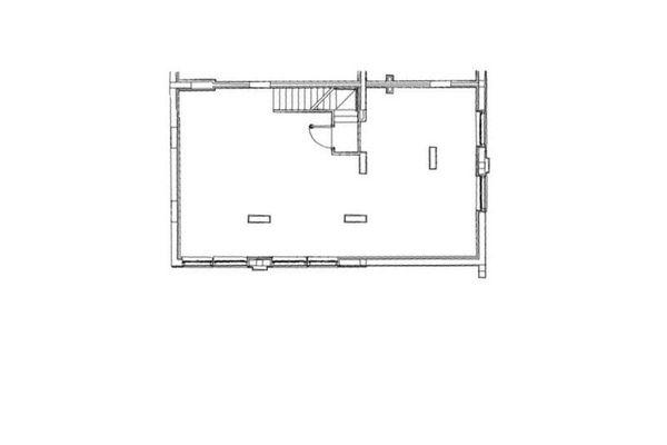 Immagine n3 - Planimetria - Piano seminterrato - Asta 8003