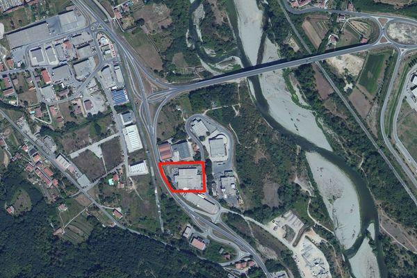 Immagine n0 - Planimetria - Vista aerea - Asta 802