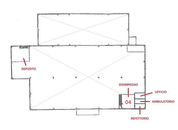 Immagine n0 - Planimetria - Piano primo - Asta 802
