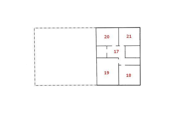 Immagine n0 - Planimetria - Piano primo - Asta 8024