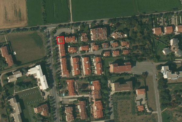 Immagine n0 - Planimetria - Vista aerea - Asta 805