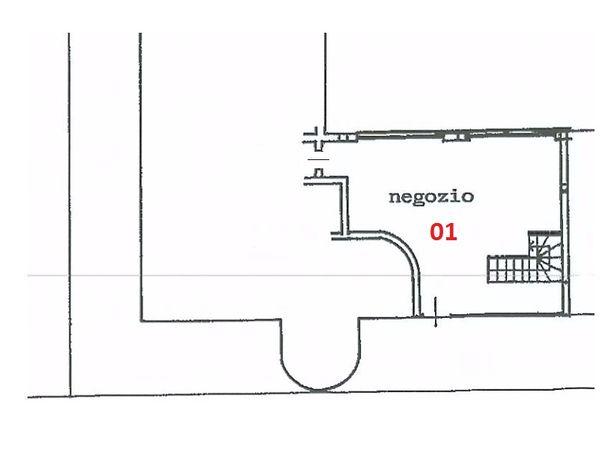 Immagine n0 - Planimetria - Piano terra - Asta 805