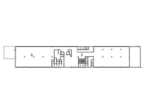 Immagine n0 - Planimetria - Piano seminterrato - Asta 8073