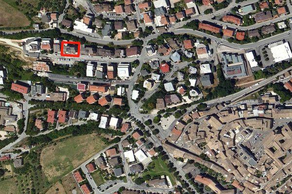 Immagine n0 - Planimetria - Vista aerea - Asta 814