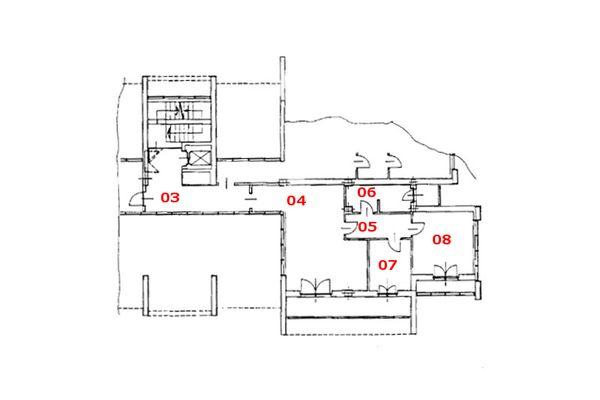 Immagine n0 - Planimetria - Piano primo - Asta 8141