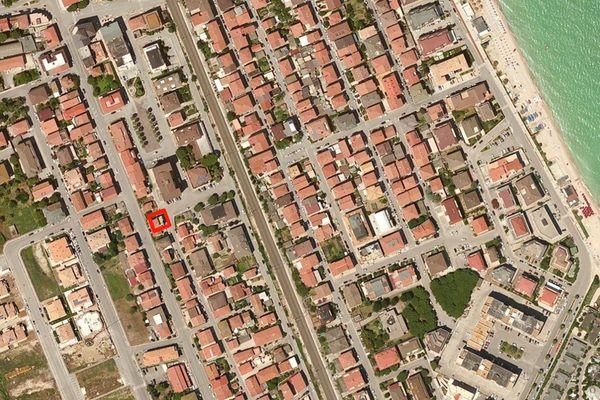 Immagine n1 - Planimetria - Vista aerea - Asta 817
