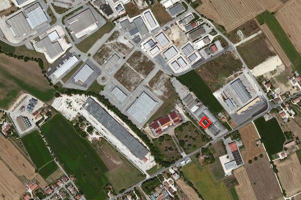 Immagine n0 - Planimetria - Vista aerea - Asta 818