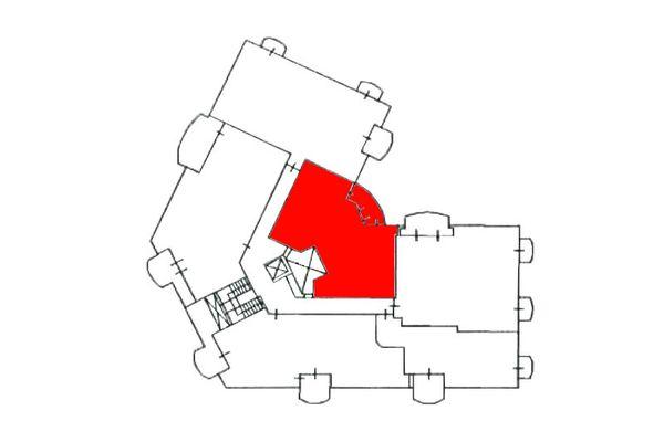 Immagine n1 - Planimetria - Piano primo - Asta 8193