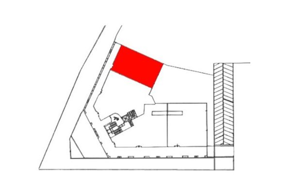 Immagine n1 - Planimetria - Piano terra - Asta 8198