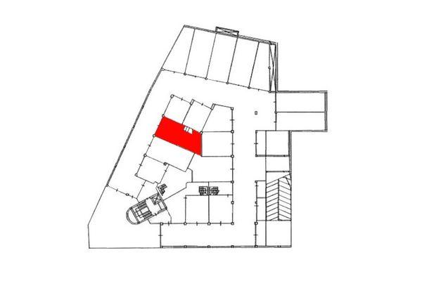 Immagine n2 - Planimetria - Piano interrato - Asta 8198