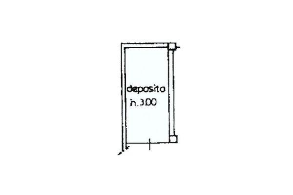 Immagine n1 - Planimetria - Piano interrato - Asta 8200