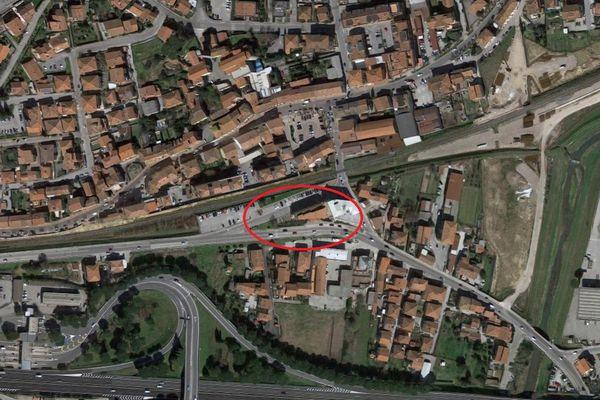 Immagine n0 - Planimetria - Vista aerea - Asta 8248