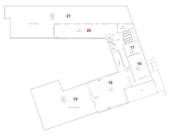 Immagine n5 - Planimetria - Piano terzo - Asta 832
