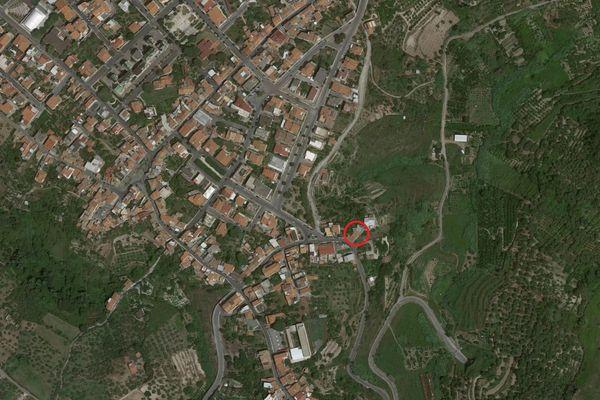 Immagine n0 - Planimetria - Vista aerea - Asta 8333