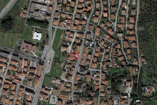 Immagine n0 - Planimetria - Vista aerea - Asta 8335