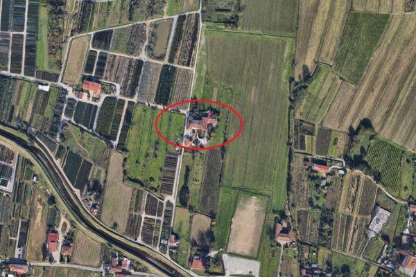 Immagine n0 - Planimetria - Vista aerea - Asta 8341