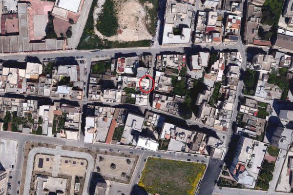 Immagine n0 - Planimetria - Vista aerea - Asta 8409