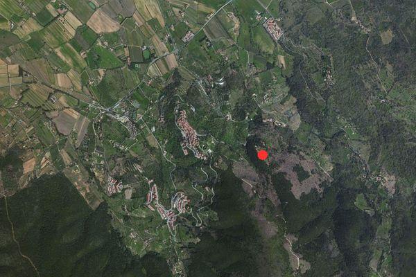 Immagine n0 - Planimetria - Vista aerea - Asta 841