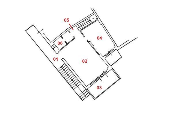 Immagine n0 - Planimetria - Piano primo - Asta 8423