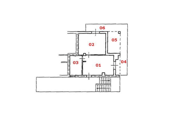 Immagine n0 - Planimetria - Piano primo - Asta 8432