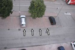 Posto auto scoperto (sub 8)