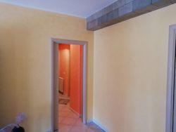 Appartamento al piano terzo con cantina e garage (sub 37)