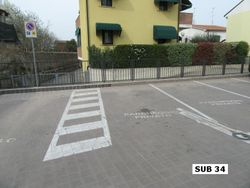 Parking space in a multi purpose complex  sub     - Lot 8552 (Auction 8552)