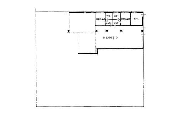 Immagine n1 - Planimetria - Piano terra - Asta 8554